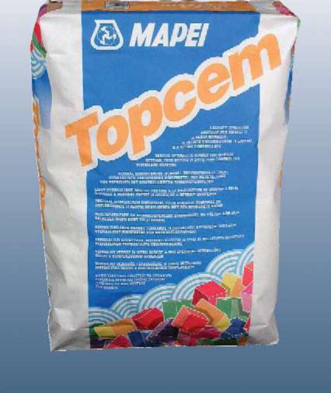 M-Topcem hydraulické pojivo á20kg - Stavební chemie / Příprava podkladu / Katalog koupelen