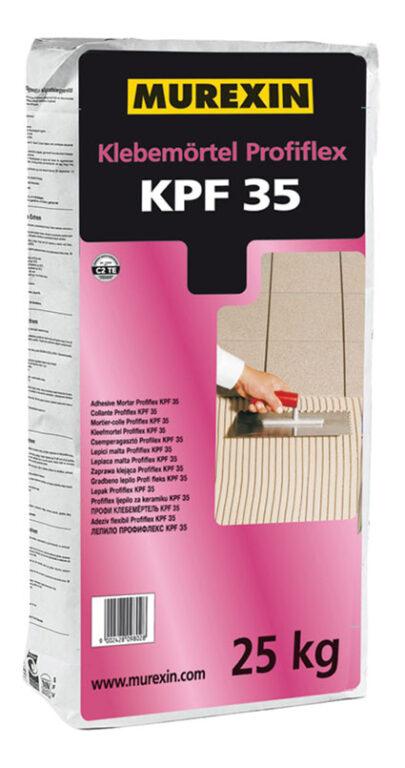 MUR Profiflex KPF 35 lepicí malta šedá á25kg 098028 (KFP 38) - Stavební chemie / Lepidla
