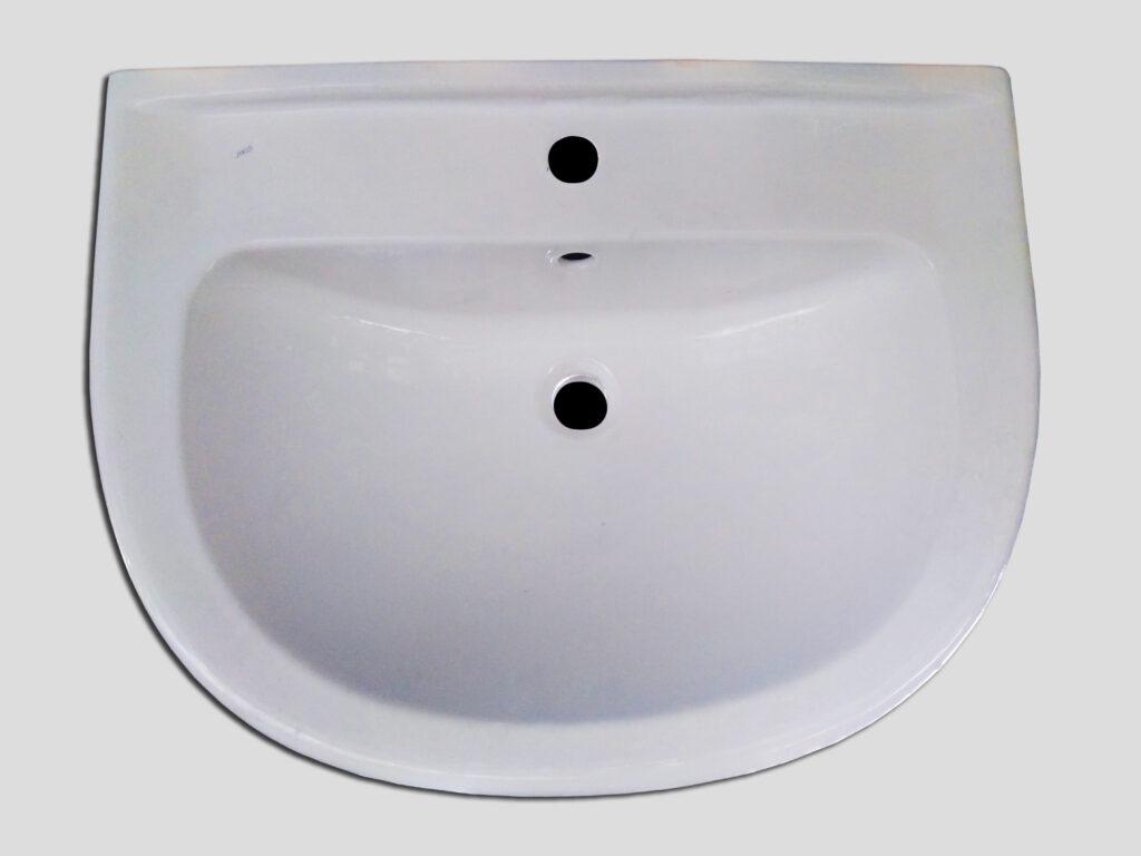 OLYMP umyv.65x48cm bílé 1061.4(ch104) I.j. - Sanitární keramika / Umyvadla do koupelny