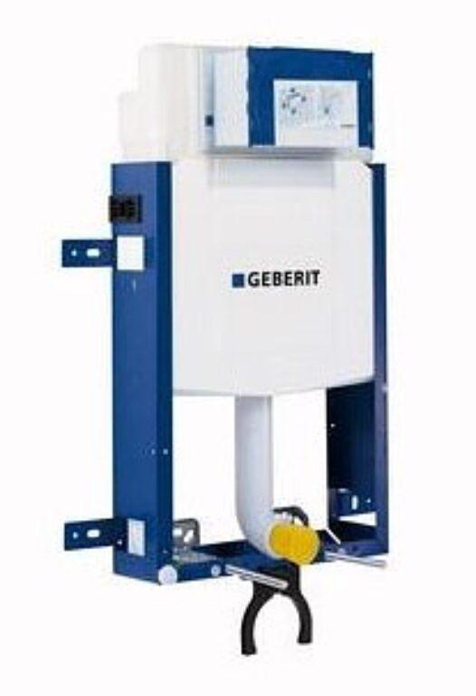 GEB- Kombifix Eco pro závěsné WC s nádržkou UP320 110.302.00.5 - Sanitární keramika  / WC - toaleta  / Katalog koupelen