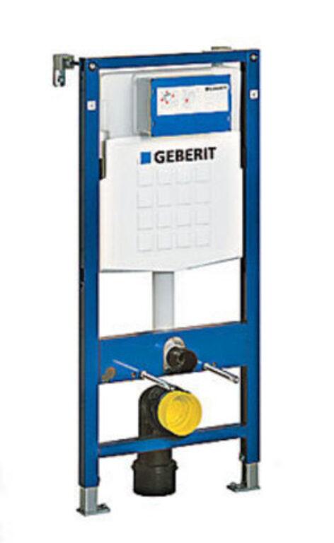GEB- Duofix pro závěsné WC s nádržkou do stěny UP320 111.300.00.5 - Sanitární keramika  / WC - toaleta  / Podomítkové moduly / Katalog koupelen