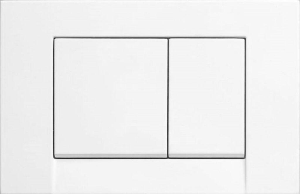 GEB- Ovládací tlačítko Bolero alpská bílá 115.777.11.1 - Sanitární keramika  / WC - toaleta  / Tlačítka k WC / Katalog koupelen