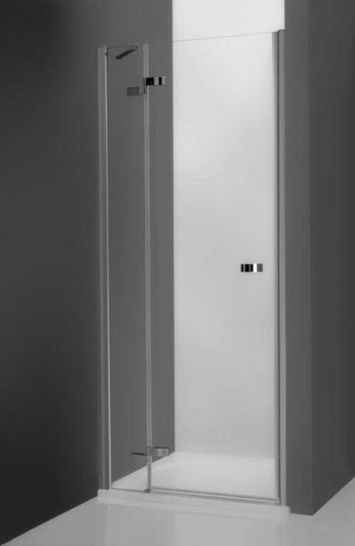 ROL-GDNL1/900 Brillant/Transp sprchové dveře jednokřídlé do niky - Sprchové kouty pro koupelny / Dveře do niky / Katalog koupelen