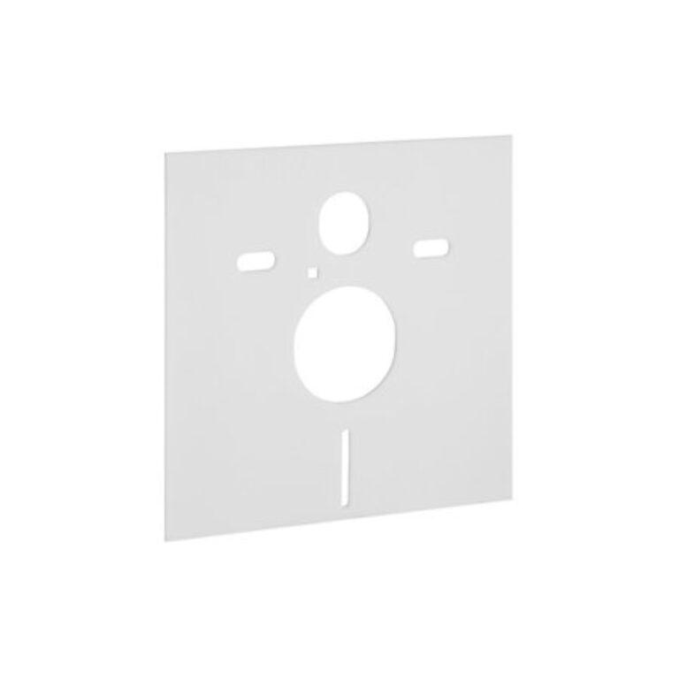 GEB- Souprava pro tlumení hluku pro závěsné WC a závěsný bidet 156.050.00.1 - Doprodej koupelnového vybavení / Sanitární keramika v doprodeji / Příslušenství k sanitární keramice ve slevě