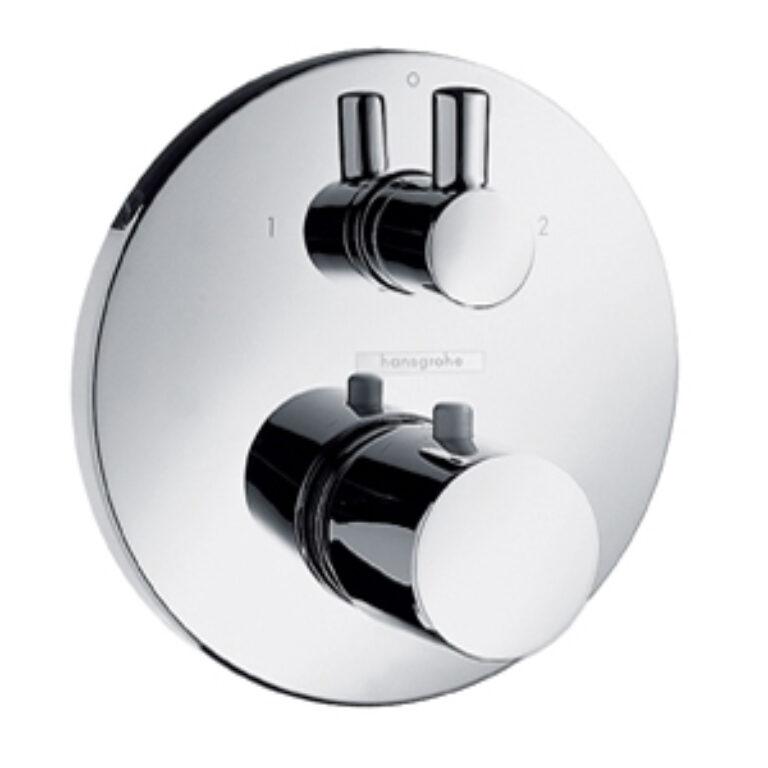HG Ecostat termostatická baterie pod omítku chrom 15721000 - Vodovodní baterie / Termostatické baterie / Katalog koupelen