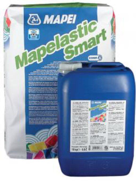 M-Mapelastic smart (složky A+B) cement.dvousl.hydroizolace á30kg - Stavební chemie / Příprava podkladu