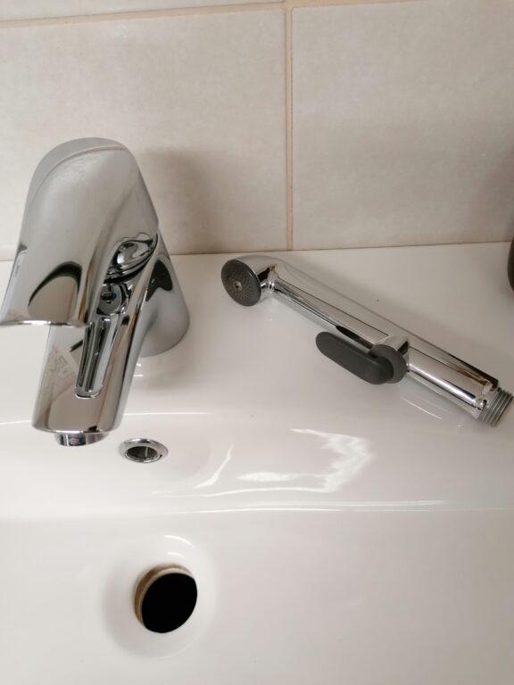 ORAS SAGA PLUS umyvadlová bat. EKO páka 1908FG chrom - Doprodej koupelnového vybavení / Vodovodní baterie / Umyvadlové baterie