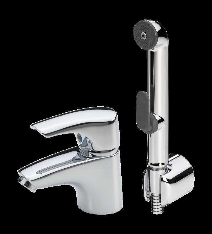 ORAS SAGA Bidetta umyvadlová baterie chrom 1912F - Doprodej koupelnového vybavení / Vodovodní baterie v akci / Umyvadlové baterie v doprodeji