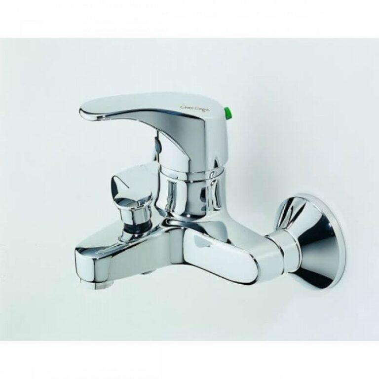ORAS SAGA PLUS  vanová + sprchová páková baterie chrom - Doprodej koupelnového vybavení / Vodovodní baterie v akci / Vanové baterie v akci