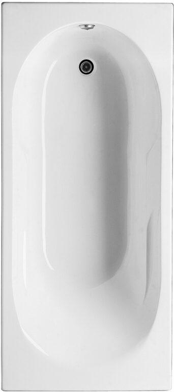 LYRA vana 150x70cm vč.noh bílá 2983.9 I.j. - Vany / Obdelníkové vany do koupelen