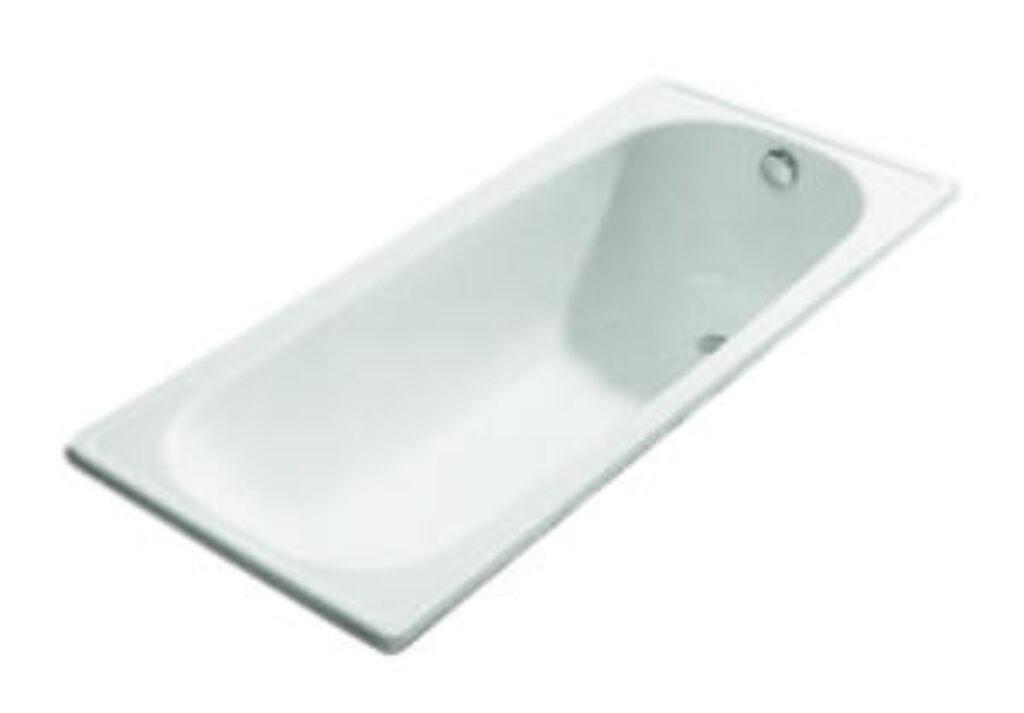 JIKA vana RIGA 150/70 bílá 3405.0(ch000) I.j. - Vany / Obdelníkové vany do koupelen