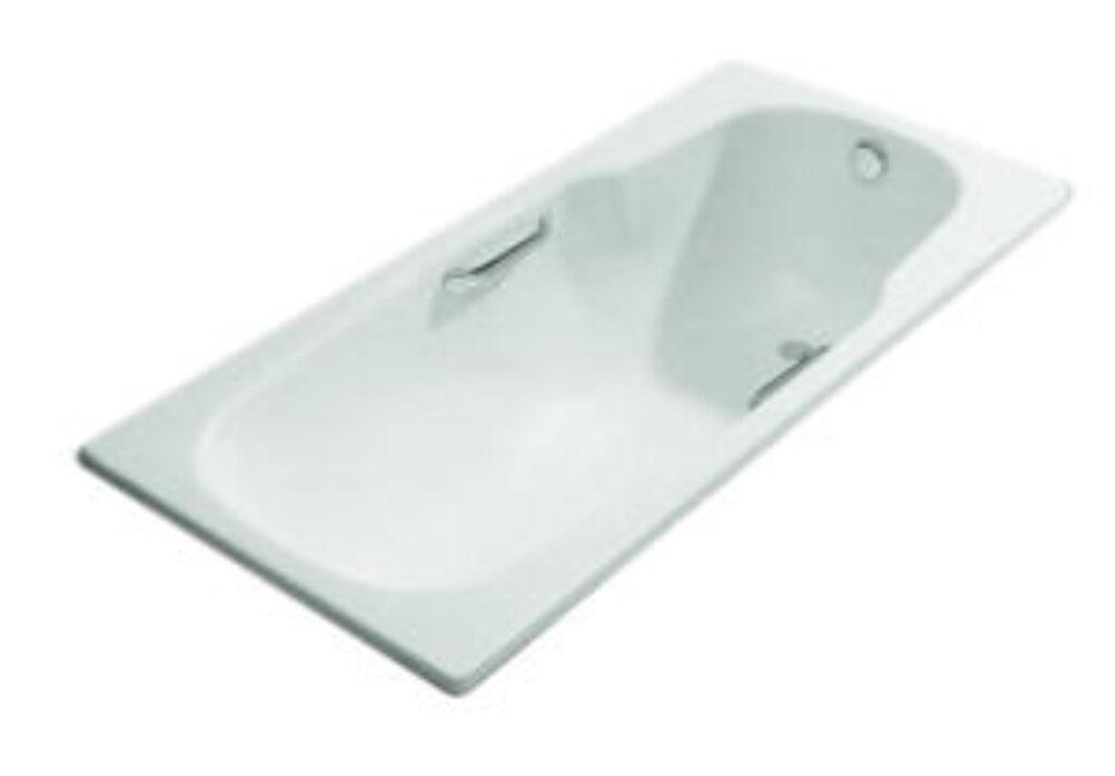 JIKA vana PRAGA  vč.madel 180/80 bílá 3438.2(ch000) I.j. - Vany  / Obdelníkové vany do koupelen / Katalog koupelen