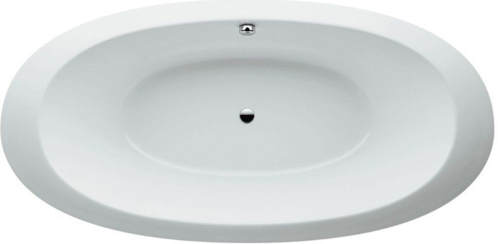 LAUFEN ALESSI One vana 204x102cm vestavná verze s konstrukcí 4397.0 I.j. - Vany  / Ostatní vany / Katalog koupelen