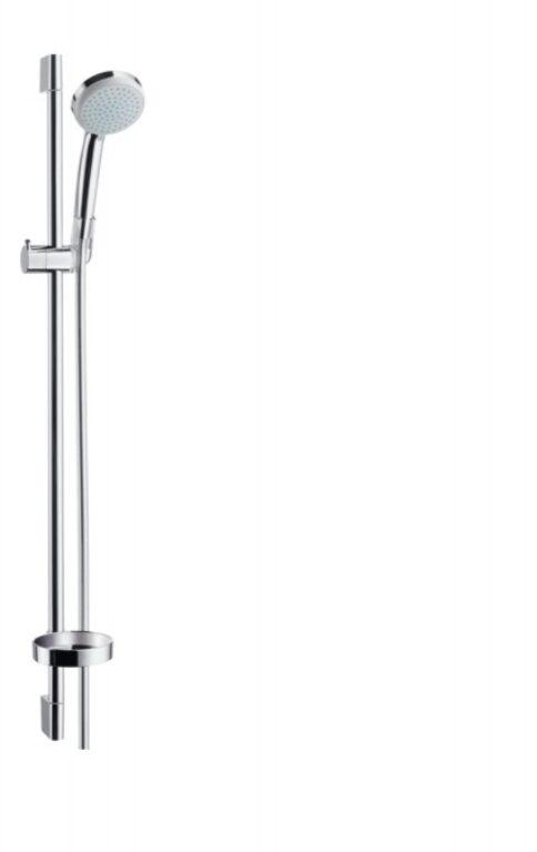 HG Croma 100 Vario EcoSmart/Unica'C sada 0,90m chrom 27653000 - Doprodej koupelnového vybavení / Vodovodní baterie v akci / Sprchové sety za zvýhodněné ceny
