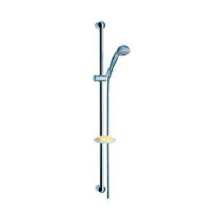 HG Croma 3jet/Unica´S sada chrom 27773000 - Doprodej koupelnového vybavení / Vodovodní baterie