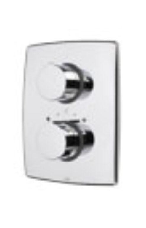 ORAS CUBISTA term.sprchová baterie 2887 - Vodovodní baterie / Sprchové baterie / Katalog koupelen