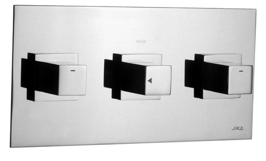 CUBITO vanová páková podomítková baterie 2042.6 chrom I.j. - Vodovodní baterie / Katalog koupelen