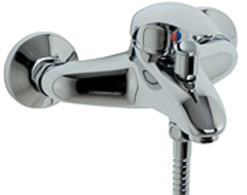 LYRA vanová nástěná baterie páková 2127.7 chrom I.j. - Doprodej koupelnového vybavení / Vodovodní baterie v akci / Vanové baterie v akci