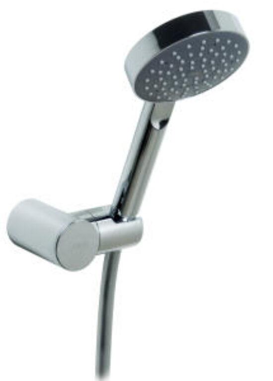 MIO sprchová sada-(ruční sprcha,držák sprchy,sprchová hadice) 6071.0. I.j. - Vodovodní baterie / Sprchové sety / Katalog koupelen