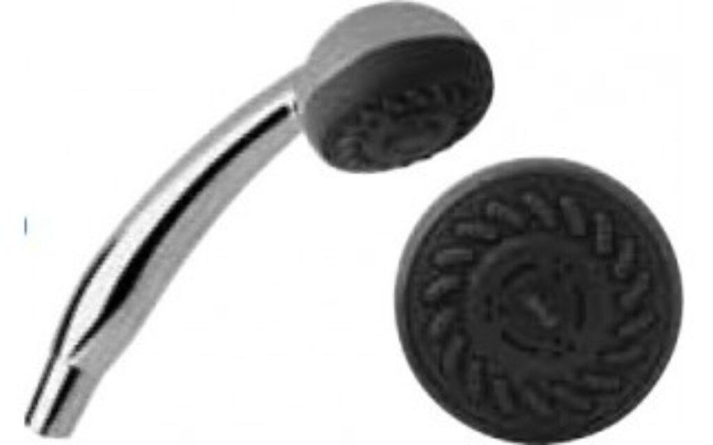 JIKA LYRA PLUS ruční sprcha 3 funkce chrom 3.6127.0.004.001.1 - Doprodej koupelnového vybavení / Vodovodní baterie v akci / Ruční sprchy
