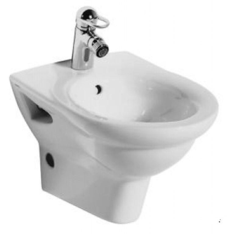 GALLERY bidet závěsný bílý 3017.1 I.j. - Doprodej koupelnového vybavení / Sanitární keramika v doprodeji / Bidety ve slevě