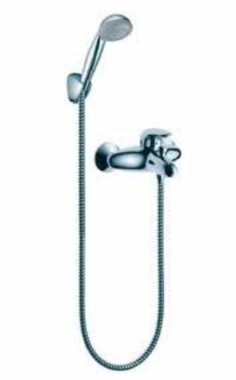 HG Talis E sada vanová pák.chr.33402000 - Doprodej koupelnového vybavení / Vodovodní baterie