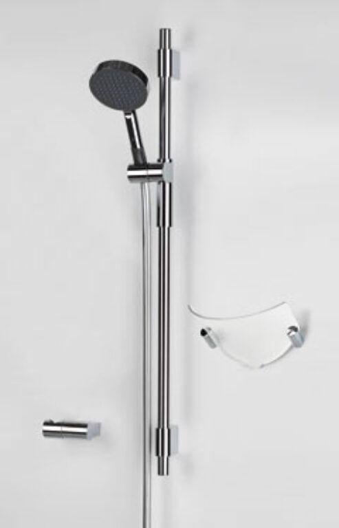 ORAS HYDRA sprchová souprava 390 - Doprodej koupelnového vybavení / Vodovodní baterie v akci / Sprchové sety za zvýhodněné ceny