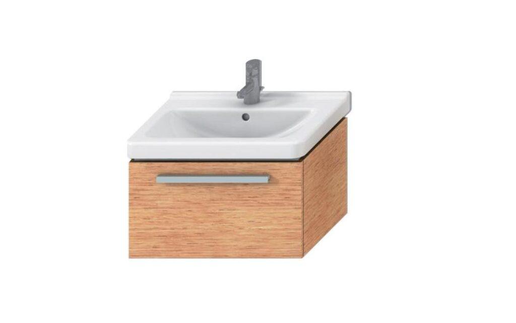 JIKA CUBITO skříňka pod umývátko 45cm fino/fino 5011.1(ch451) I.j. - Doprodej koupelnového vybavení / Koupelnový nábytek v doprodeji / Skříňky pod umyvadlo ve slevě