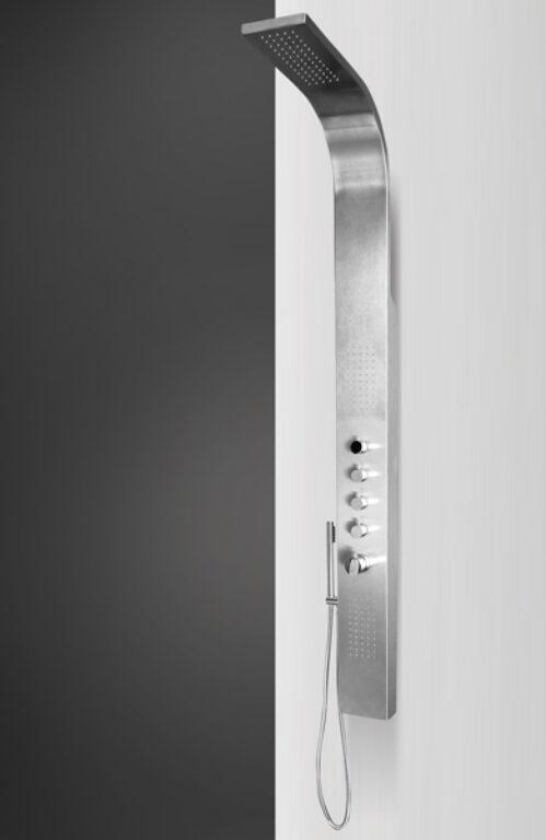 ROL-RELAX SOFT masážní panel 1650/150 broušená nerez ocel (4000181) - Masážní systémy / Masážní panely / Katalog koupelen