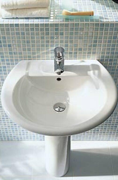 DARLING umyvadlo 70cm bílé 40070 I.j.. - Sanitární keramika / Umyvadla do koupelny