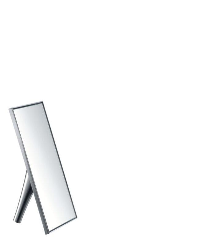 AX Massaud stojací zrcadlo chrom 42240000 - Doprodej koupelnového vybavení / Koupelnové doplňky v doprodeji