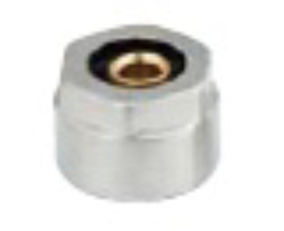 ISAN-svorné šroubení pro CU 484000540 nerez - Koupelnové radiátory / Příslušenství k radiátorům do koupelny / Katalog koupelen