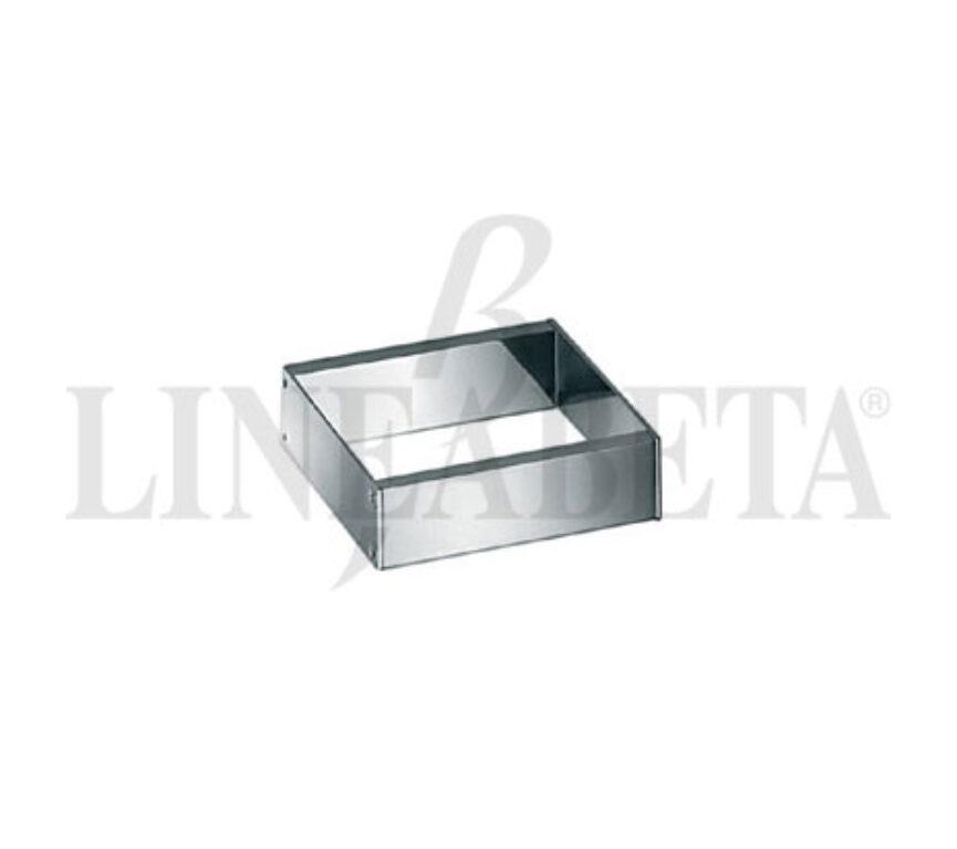 SKUARA držák , leštěný chrom 52808.29 - Doprodej koupelnového vybavení / Koupelnové doplňky v doprodeji / Doplňky do koupelny