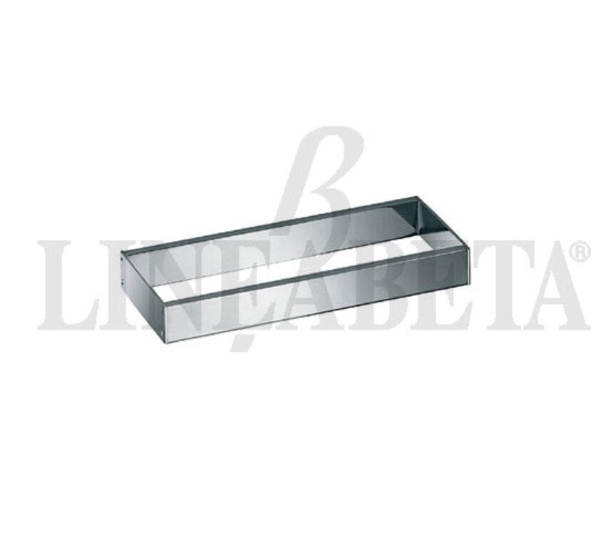 SKUARA držák , leštěný chrom 52812.29 - Doprodej koupelnového vybavení / Koupelnové doplňky v doprodeji / Doplňky do koupelny