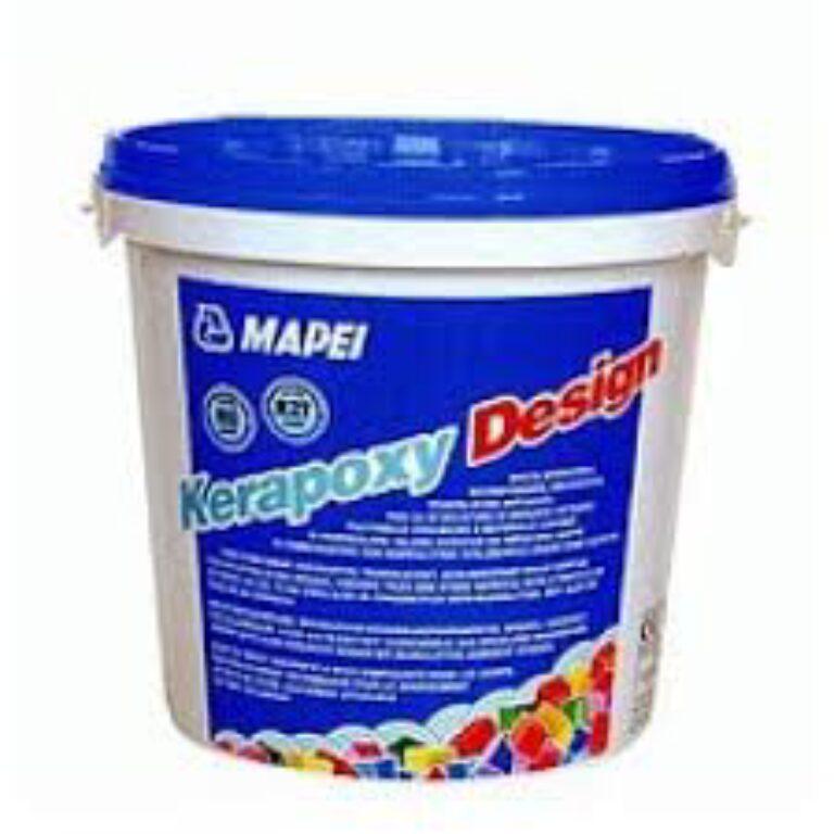 M-Kerapoxy design odstín 702 (stříbrošedá) á 3kg - Stavební chemie / Spárování