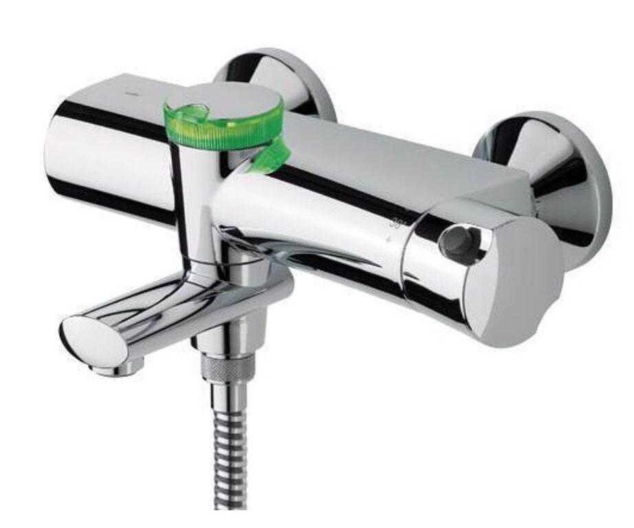 ORAS ETERNA vanová/sprchová termostatická baterie 6375U - Vodovodní baterie