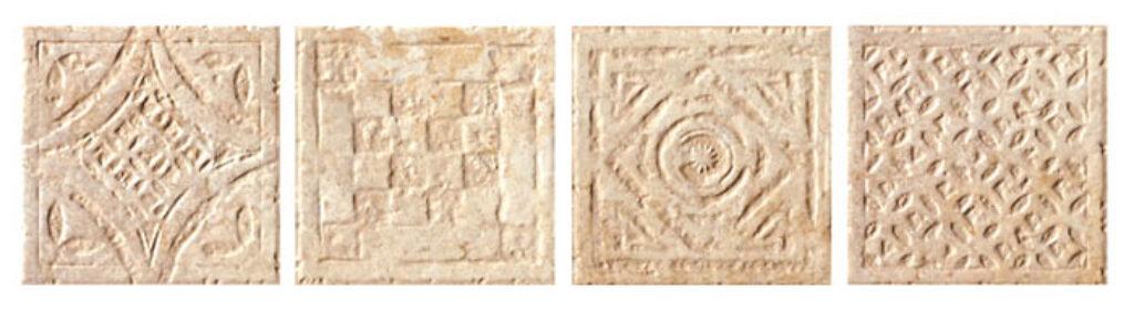 anthimiana chorus flavus effigies 15/15  7153661 I.j. - Obklady a dlažby / Keramické dlažby / Exteriérové keramické dlažby / Katalog koupelen