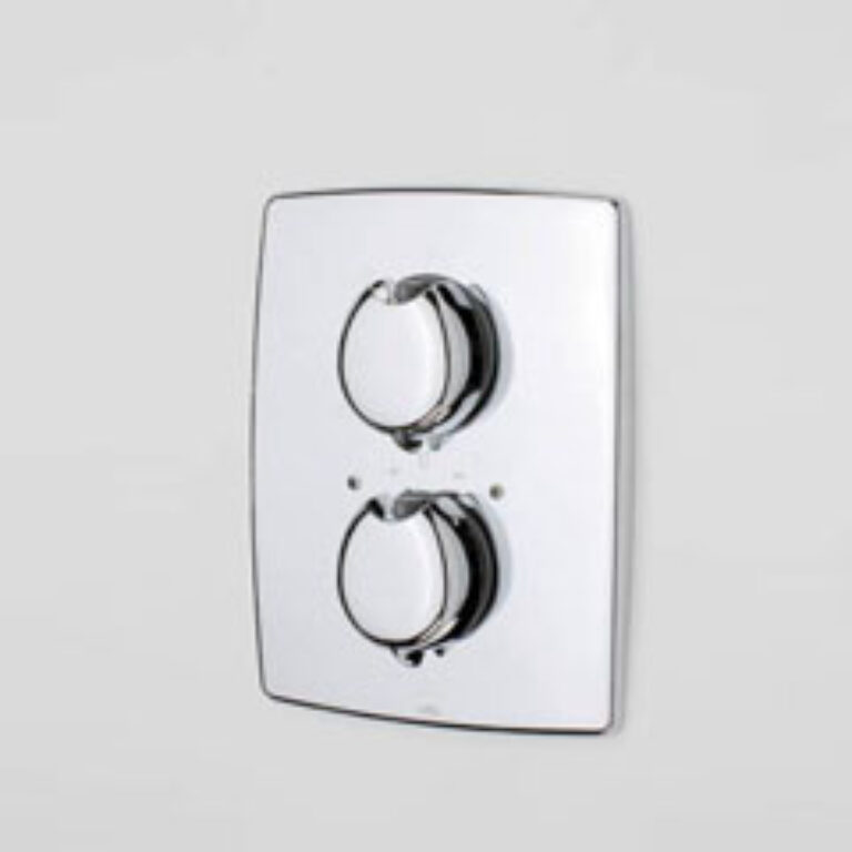 ORAS OPTIMA sprchová podomítková termostatická bat. 7187 chrom - Doprodej koupelnového vybavení / Vodovodní baterie v akci / Zlevněné sprchové baterie
