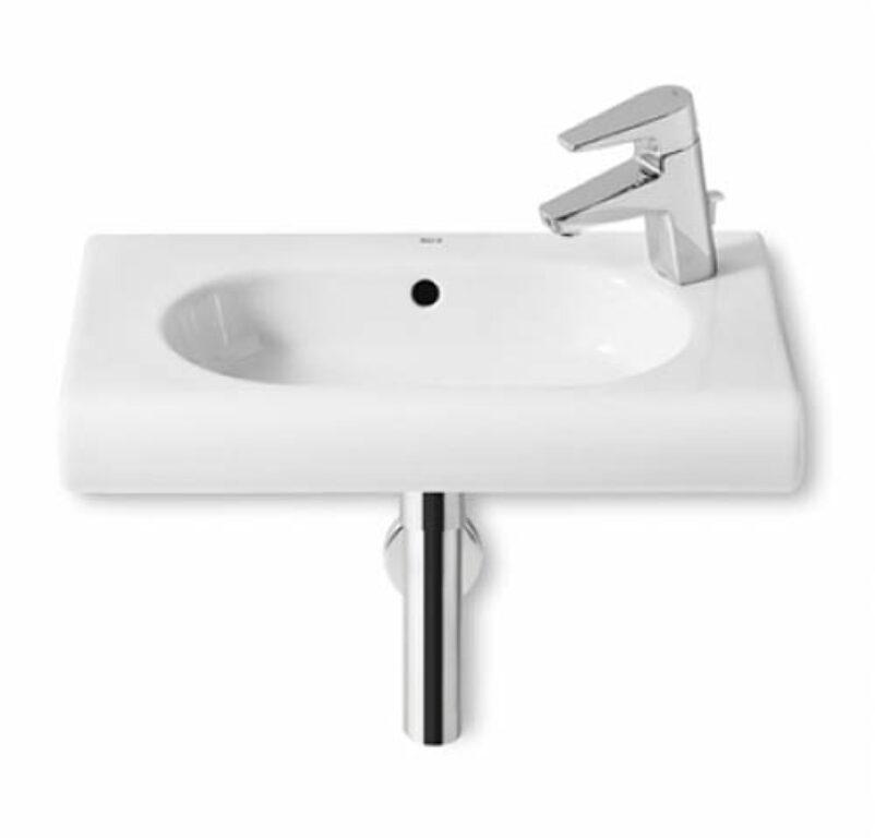 ROCA Meridian umyvadlo 60x32cm bílé s instalační sadou 732724T000 I.j. - Sanitární keramika / Umyvadla do koupelny