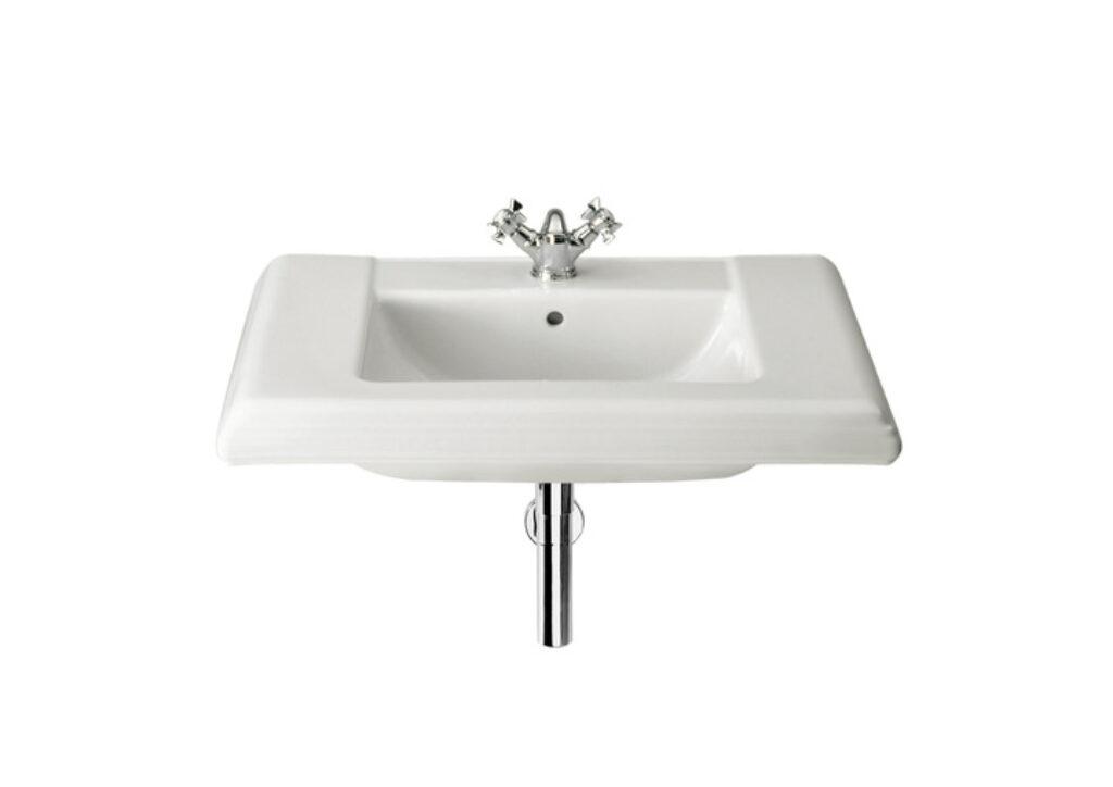 ROCA America umyvadlo 63x51cm bílé 7327491000 l.j. - Sanitární keramika / Umyvadla do koupelny