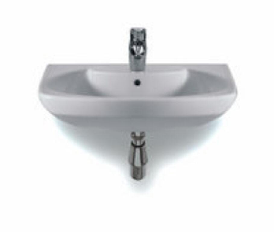 DAMA SENSO umyv.65x53cm bílé 7327511000 I.j. - Sanitární keramika  / Umyvadla do koupelny / Katalog koupelen
