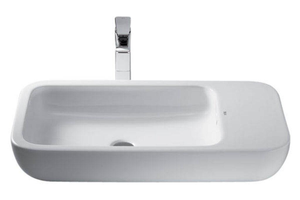 ROCA Khroma umyvadlová mísa 75x40cm bílá 7327655000 l.j. - Sanitární keramika / Umyvadla do koupelny