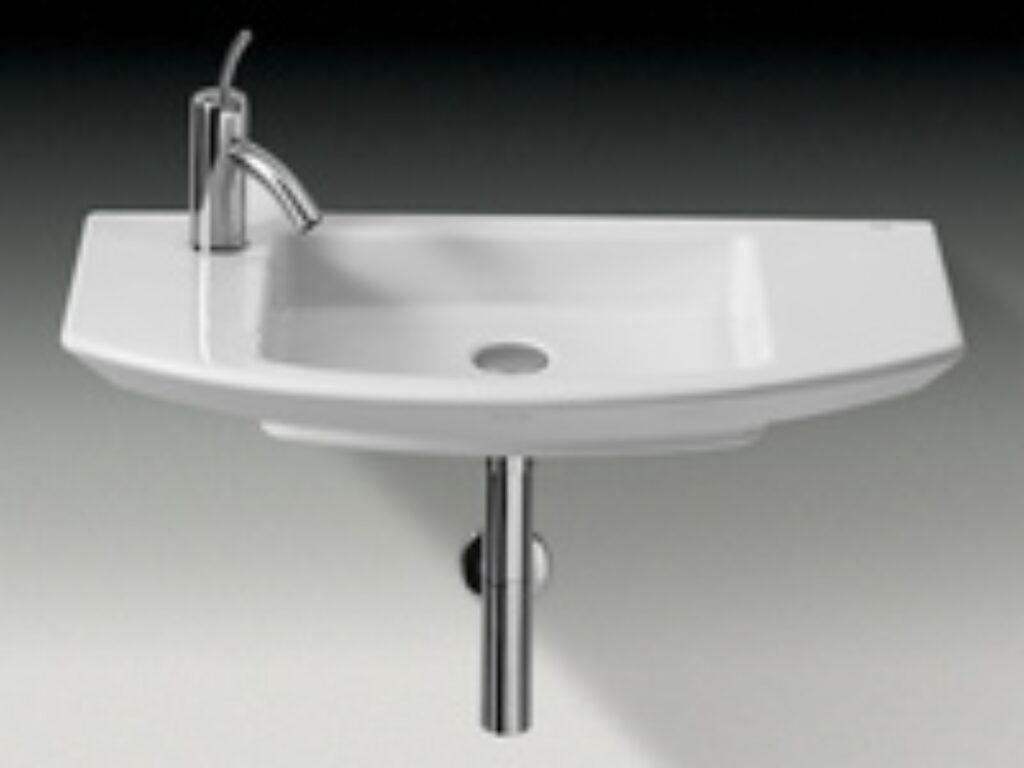 MOHAVE umyv.75cm bílé 7327889000 I.j. - Doprodej koupelnového vybavení / Sanitární keramika / Umyvadla do koupelny