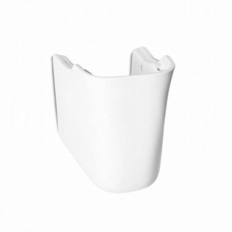 ROCA Meridian kryt na sifon bílý s instalační sadou 7337241000 I.j. - Sanitární keramika / Příslušenství k sanitární keramice