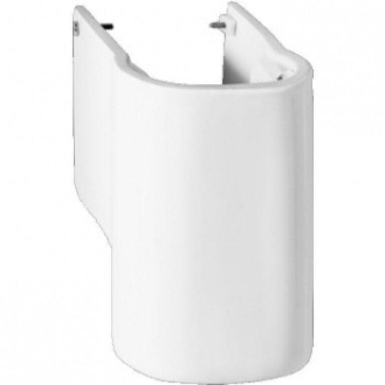 ROCA Meridian kryt na sifon bílý s instalační sadou 7337242000 I.j. - Sanitární keramika / Příslušenství k sanitární keramice