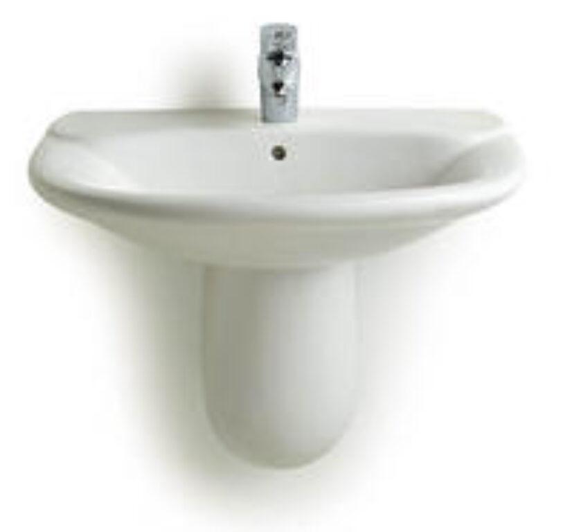 GIRALDA kryt bílý 7337460000 I.j. - Sanitární keramika / Příslušenství k sanitární keramice