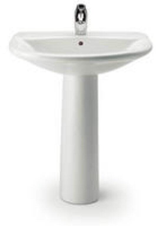 GIRALDA sloup bílý 7337461000 I.j. - Sanitární keramika / Příslušenství k sanitární keramice