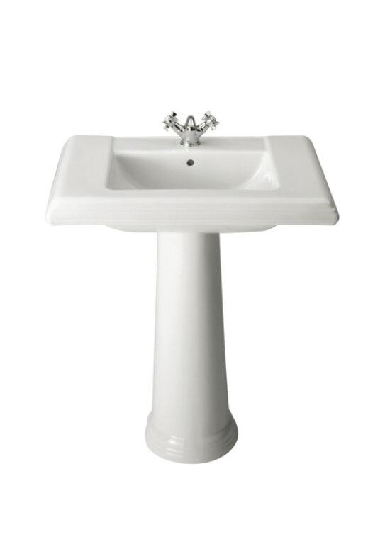 ROCA America sloup bílý 7337490000 l.j. - Sanitární keramika / Příslušenství k sanitární keramice