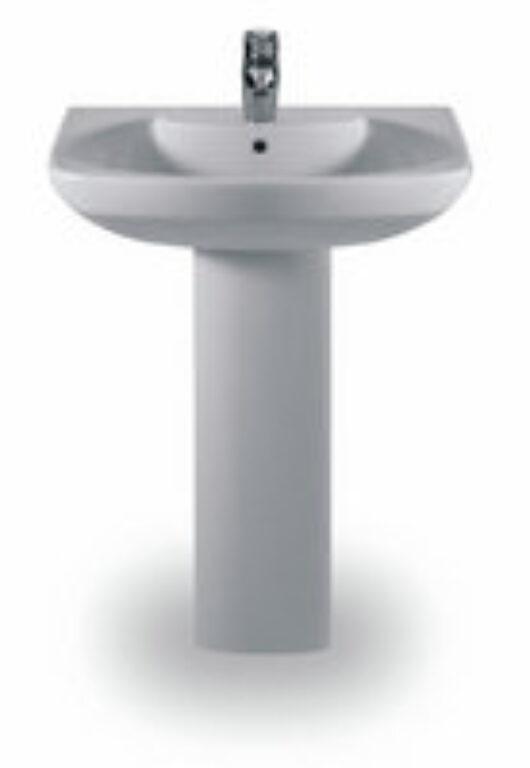 DAMA SENSO sloup bílý 7337510000 I.j. - Sanitární keramika / Příslušenství k sanitární keramice