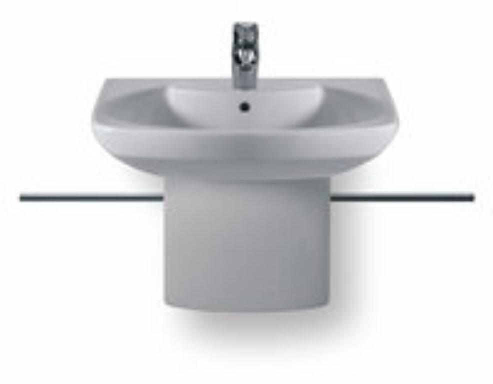 DAMA SENSO kryt bílý 7337511000 I.j. - Sanitární keramika / Příslušenství k sanitární keramice